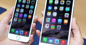 De iPhone 6s Plus is kenmerkend voor de markt