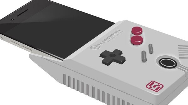 Verander uw iPhone 6 Plus in een klassieke Game Boy